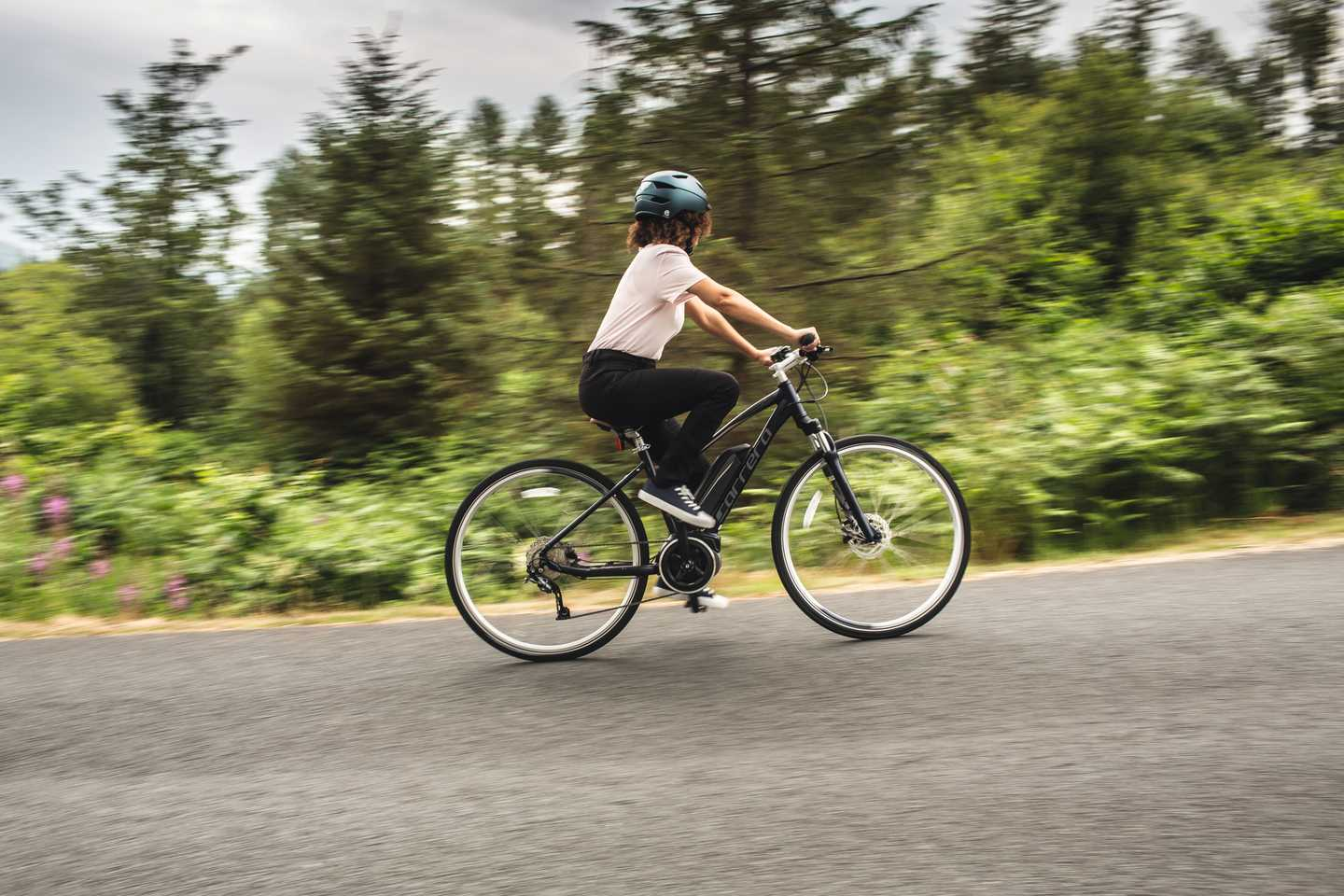 Halfords Adult E-Bike Hire