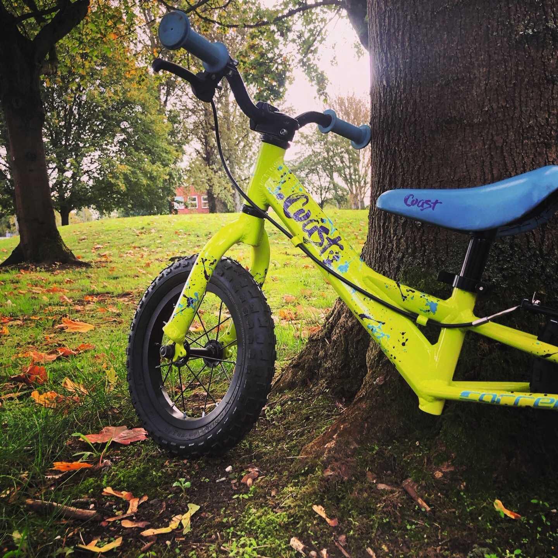 Halfords Balance Bike Hire