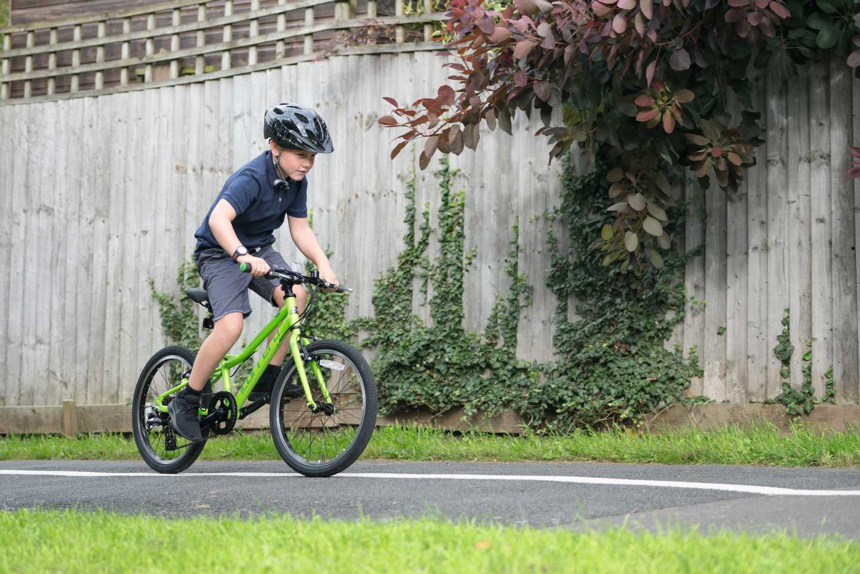 Halfords Junior Bike Hire