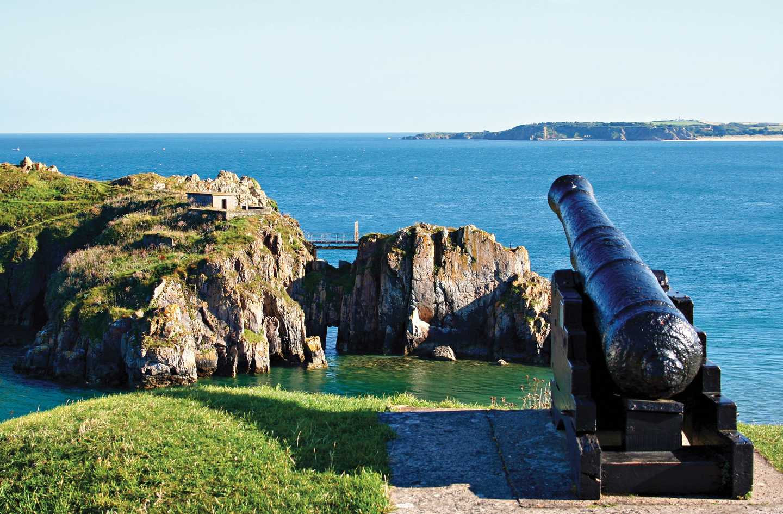 Caldey Island, Pembrokeshire