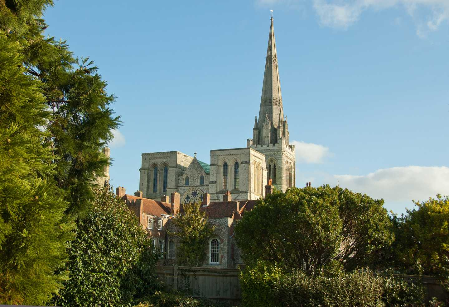 Chichester Cathedral, Sussex