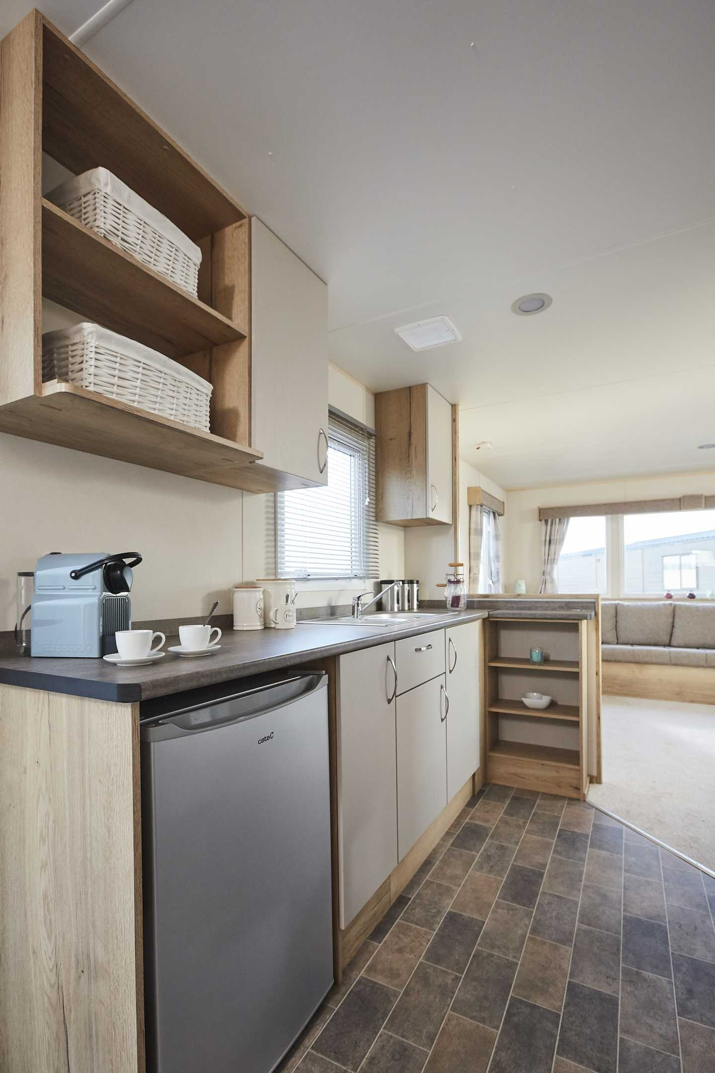 Kitchen in an ABI Horizon