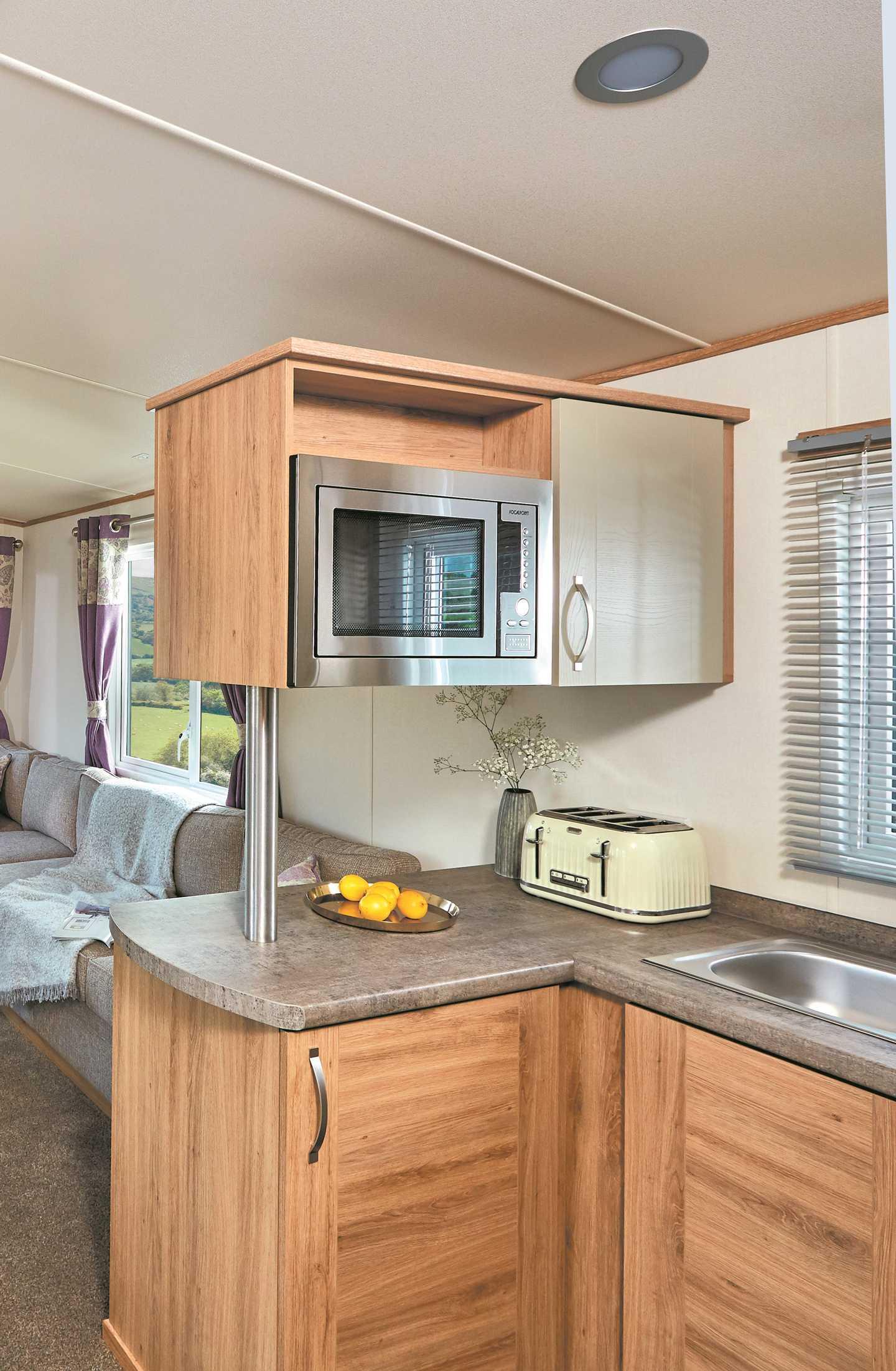Kitchen in anABI Oakley