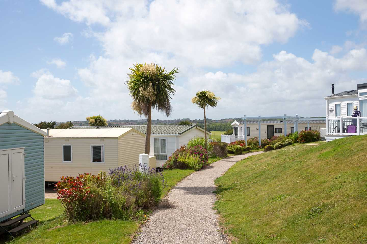 Accommodation at Combe Haven