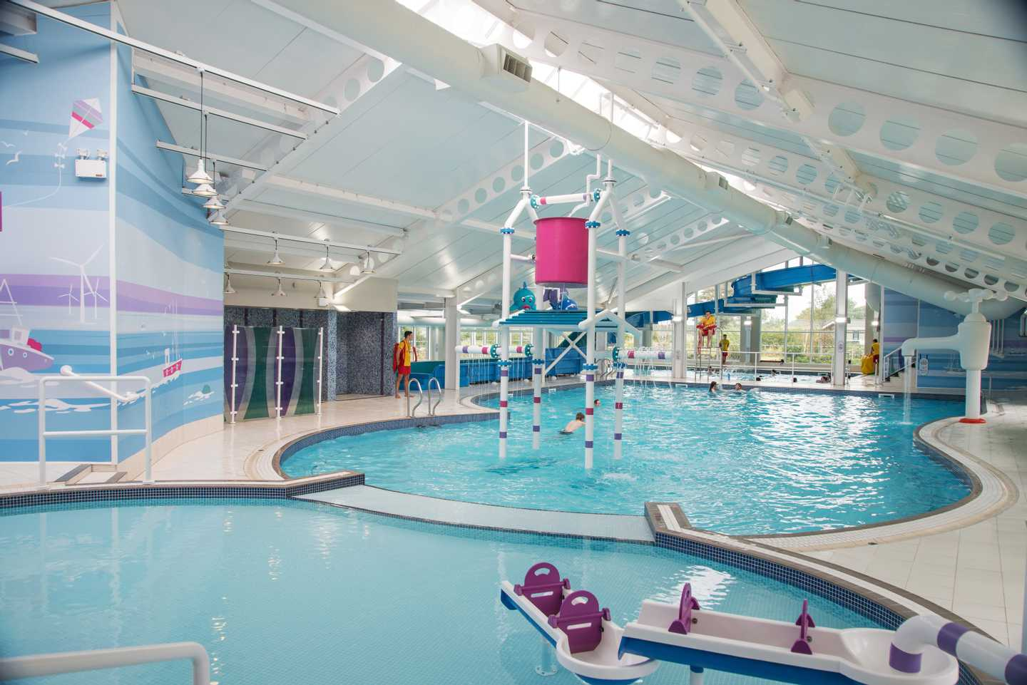 Sports fun water activities at seton sands haven - House with swimming pool for sale scotland ...