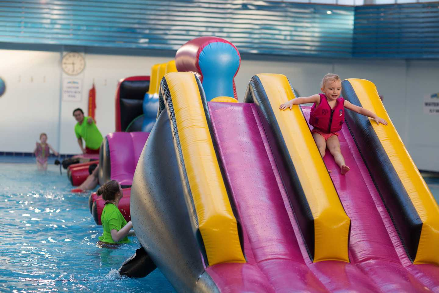 Aqua Inflatable - Mixed Ages