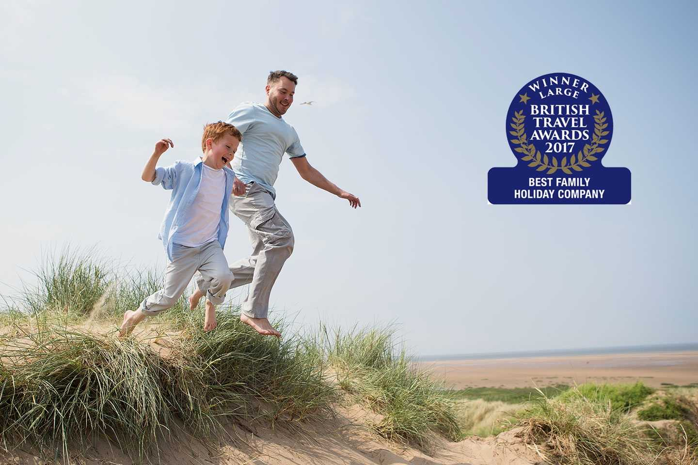 Best Large Family Holiday Company in the British Travel Awards 2017