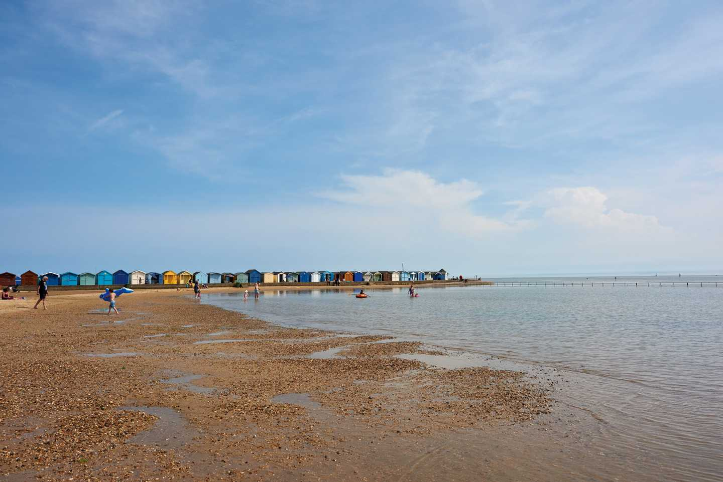 Brightlingsea Beach © Amanda Slater (flickr)