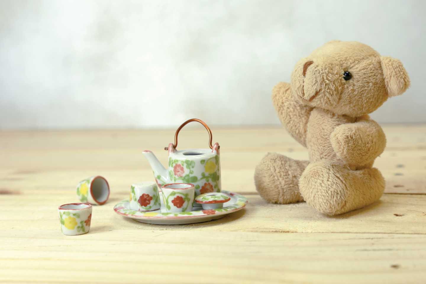 Teddy Bears' Tea