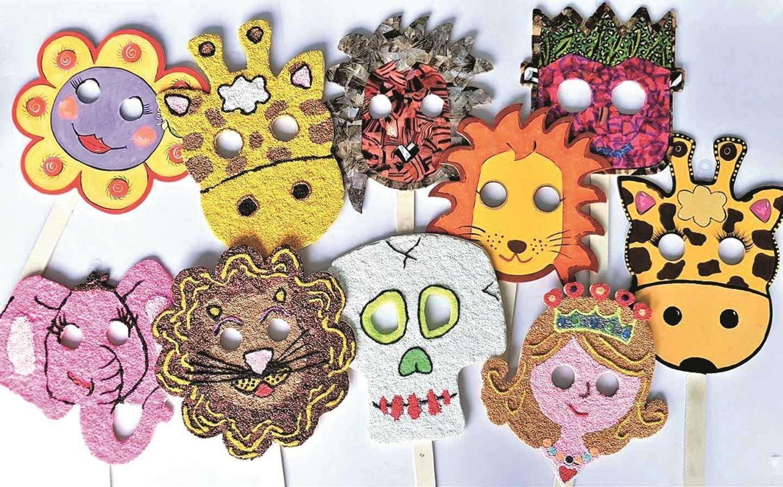 Masks 'n' Bobble