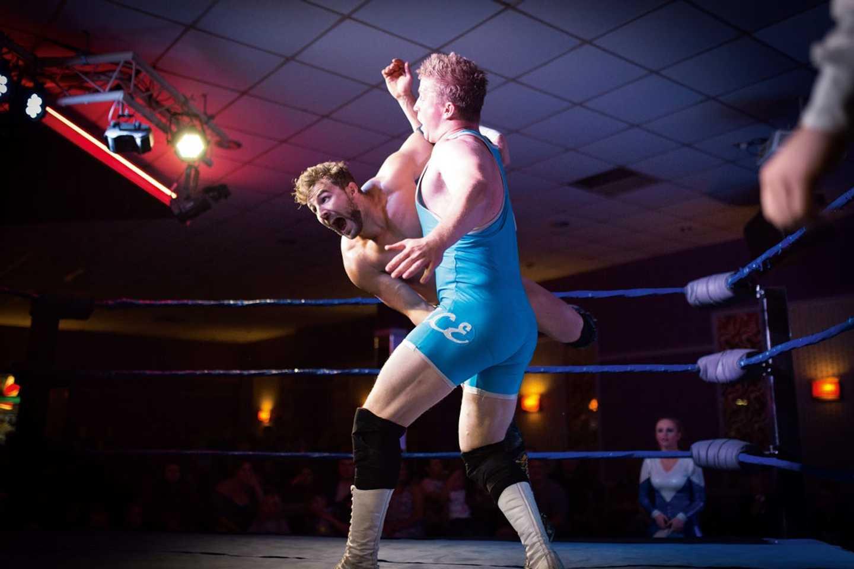 Seaside Slam Wrestling