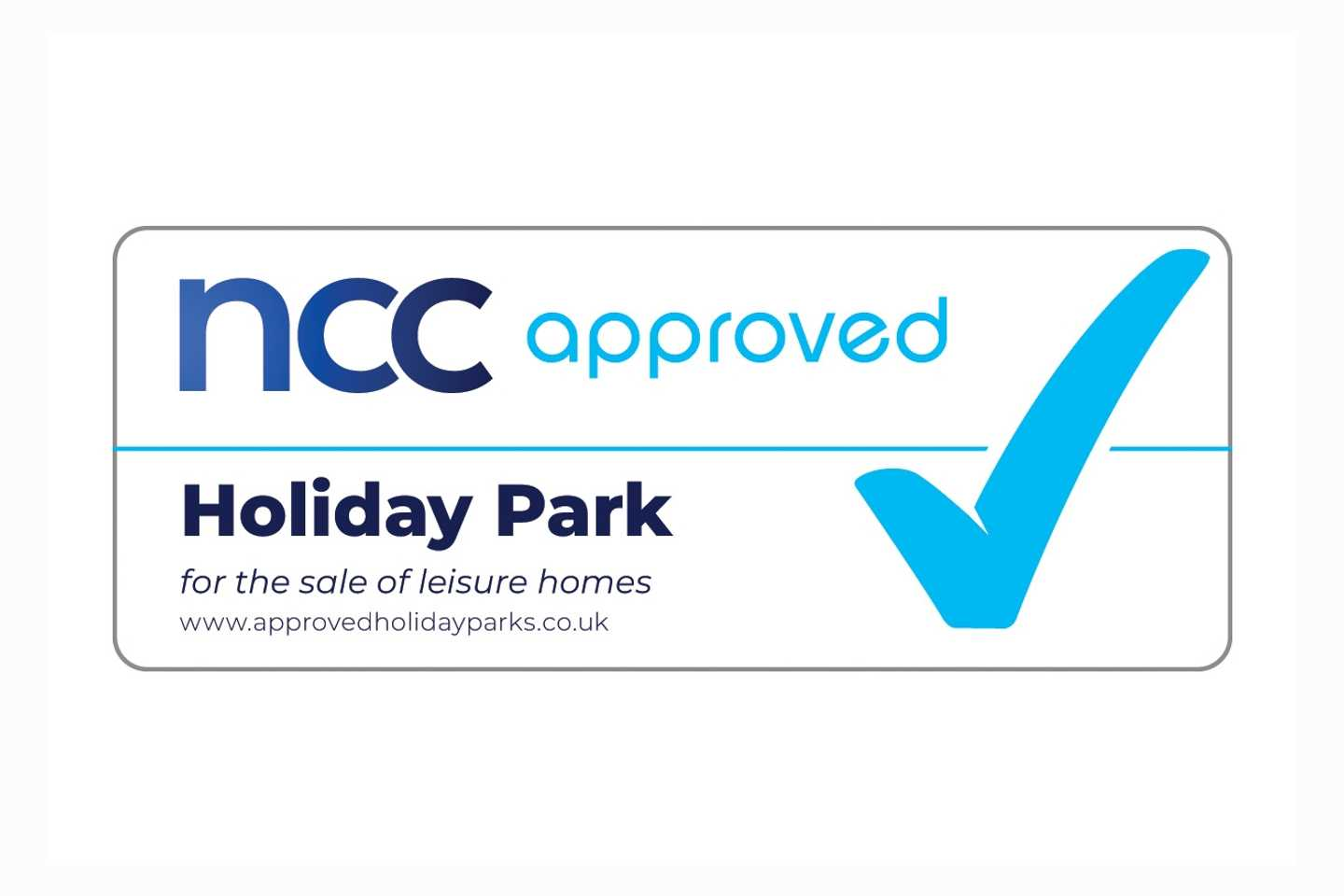 The NCC Approved logo