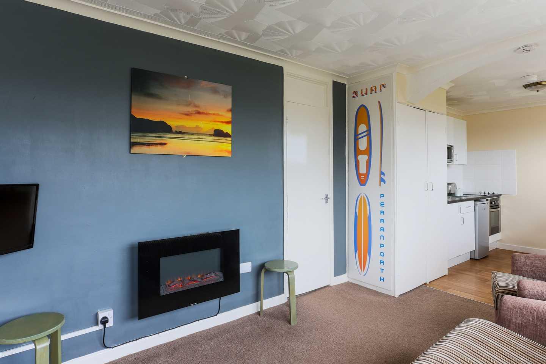 A Standard chalet lounge