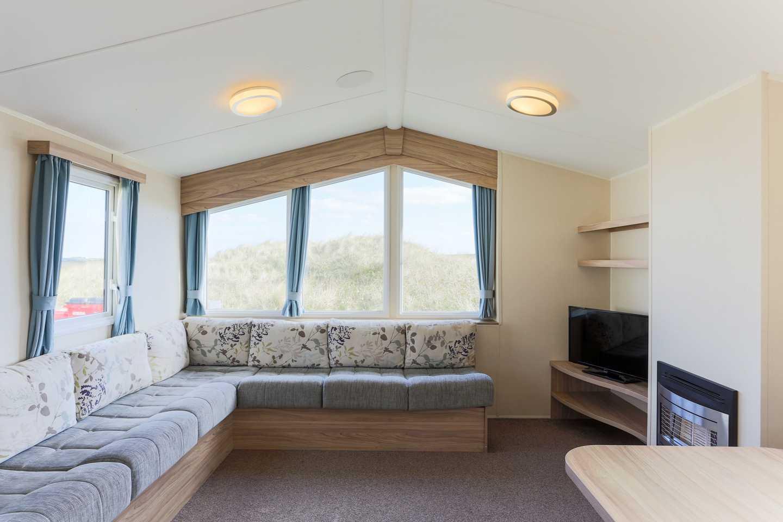Deluxe Caravan Accommodation | Haven