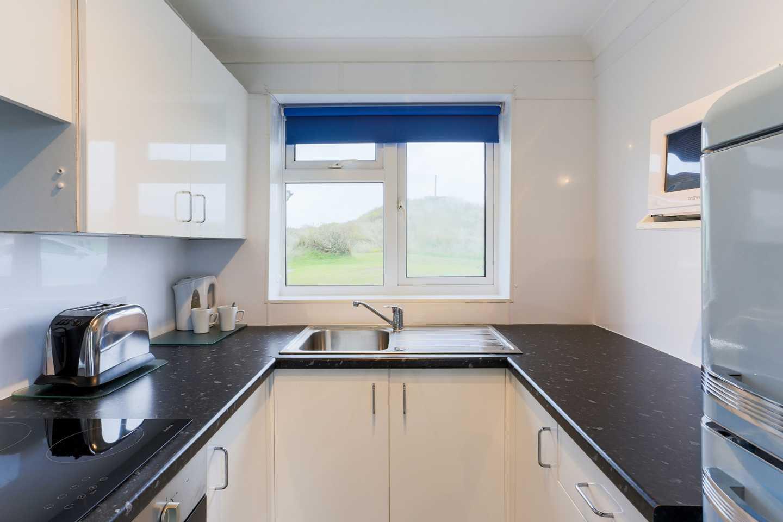 A Comfort chalet kitchen