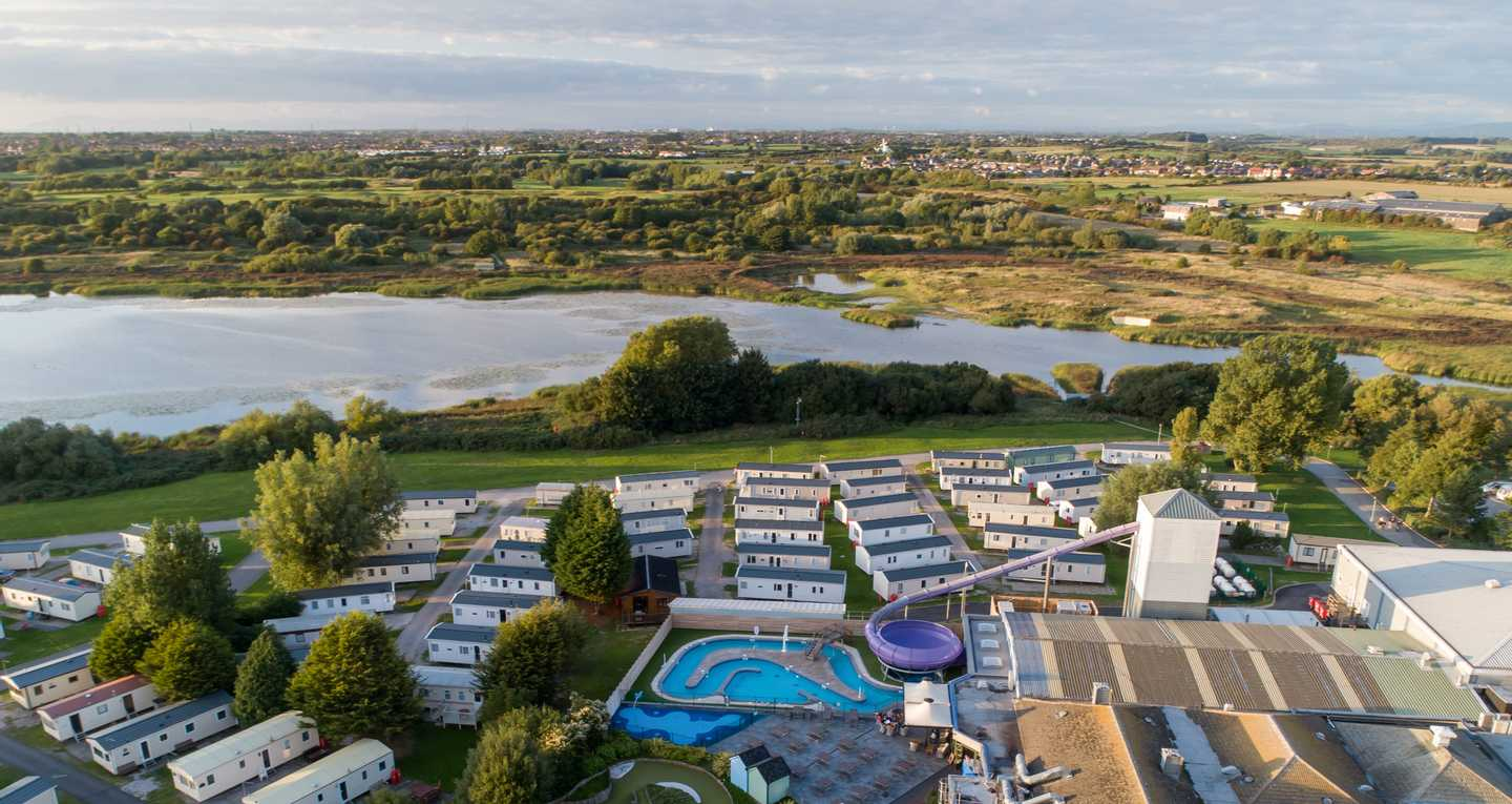 Marton Mere Caravan Holiday Park in Blackpool | Haven