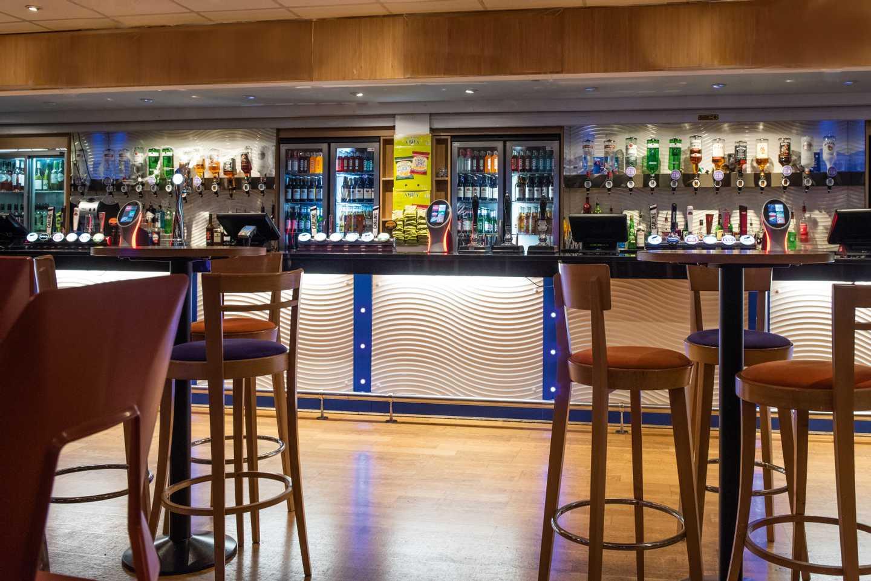 Bar area in the ShowBar