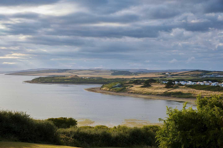 View of overlooking Littlesea