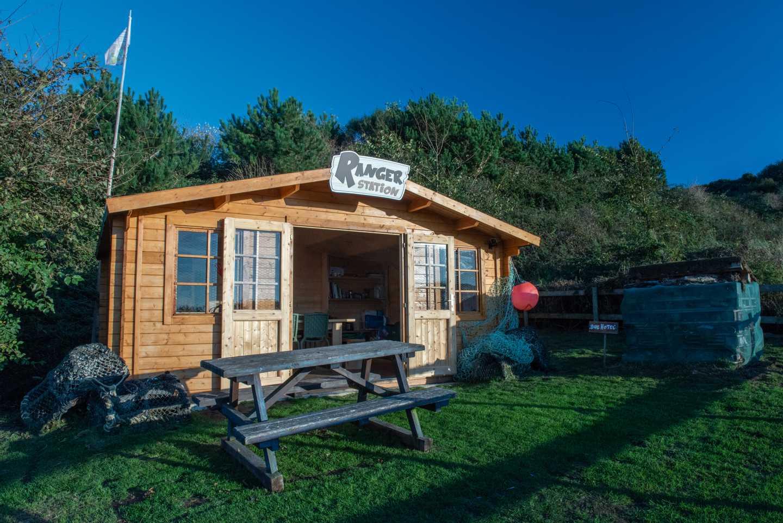 Nature Rockz ranger station