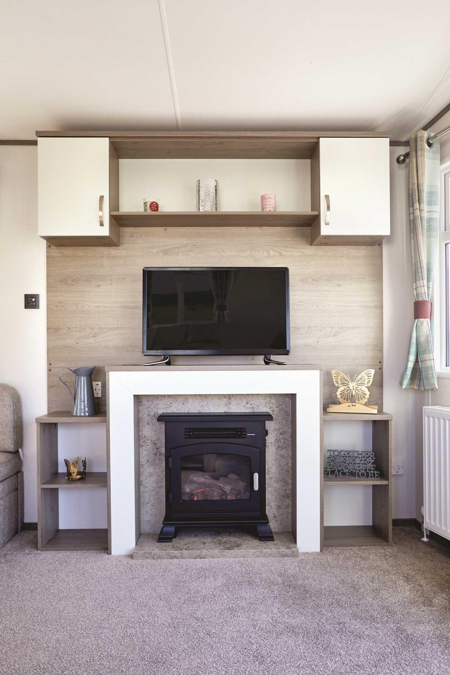 ABI Oakley Fireplace