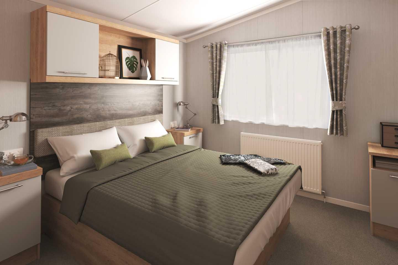 Swift Bordeaux Master bedroom