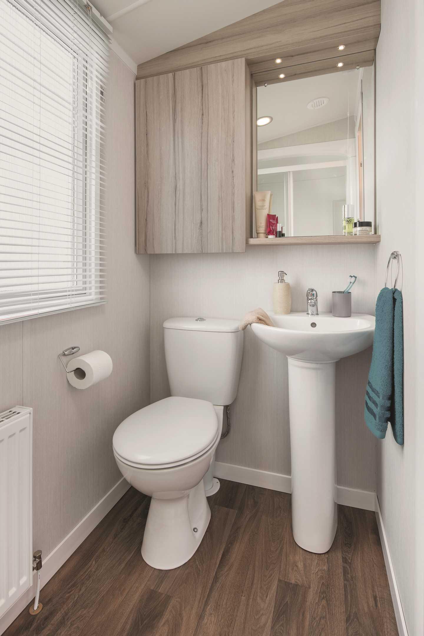Swift Loire Bathroom