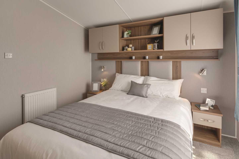 Willerby Avonmore master bedroom