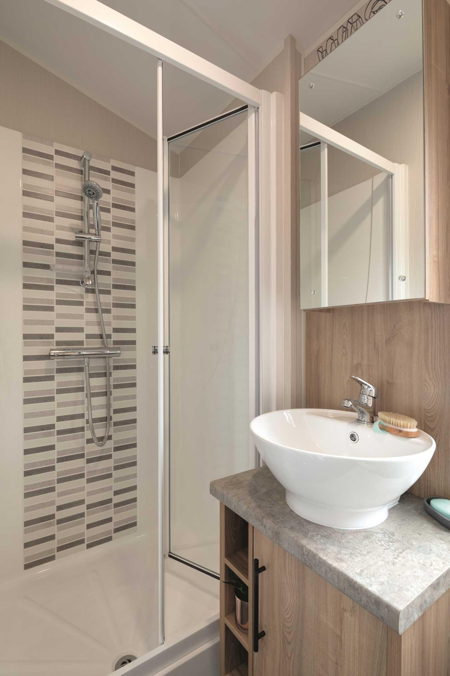 Willerby Waverley bathroom