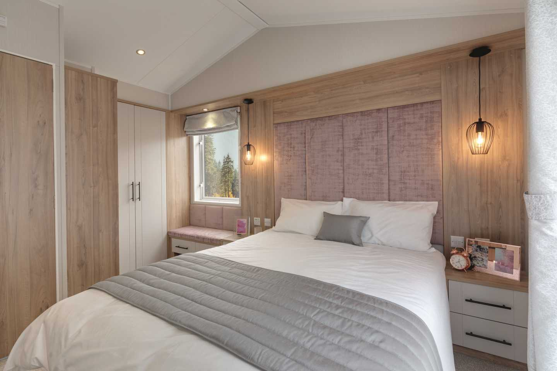 Willerby Waverley bedroom