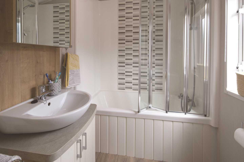 Willerby Winchester bathroom