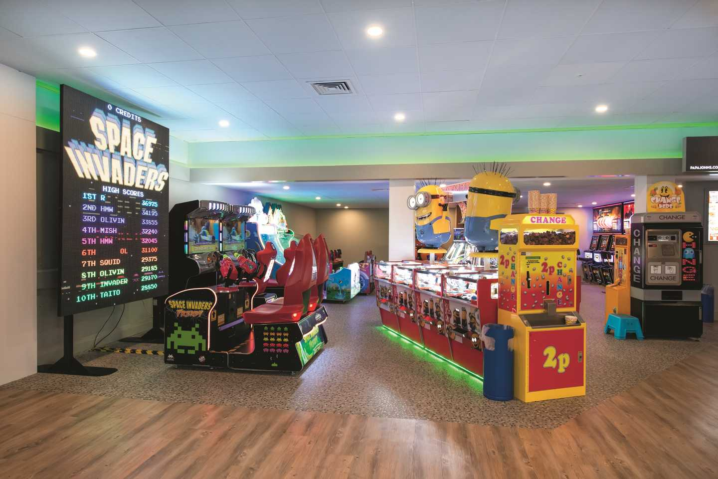 NEW - Oodles family amusements centre**
