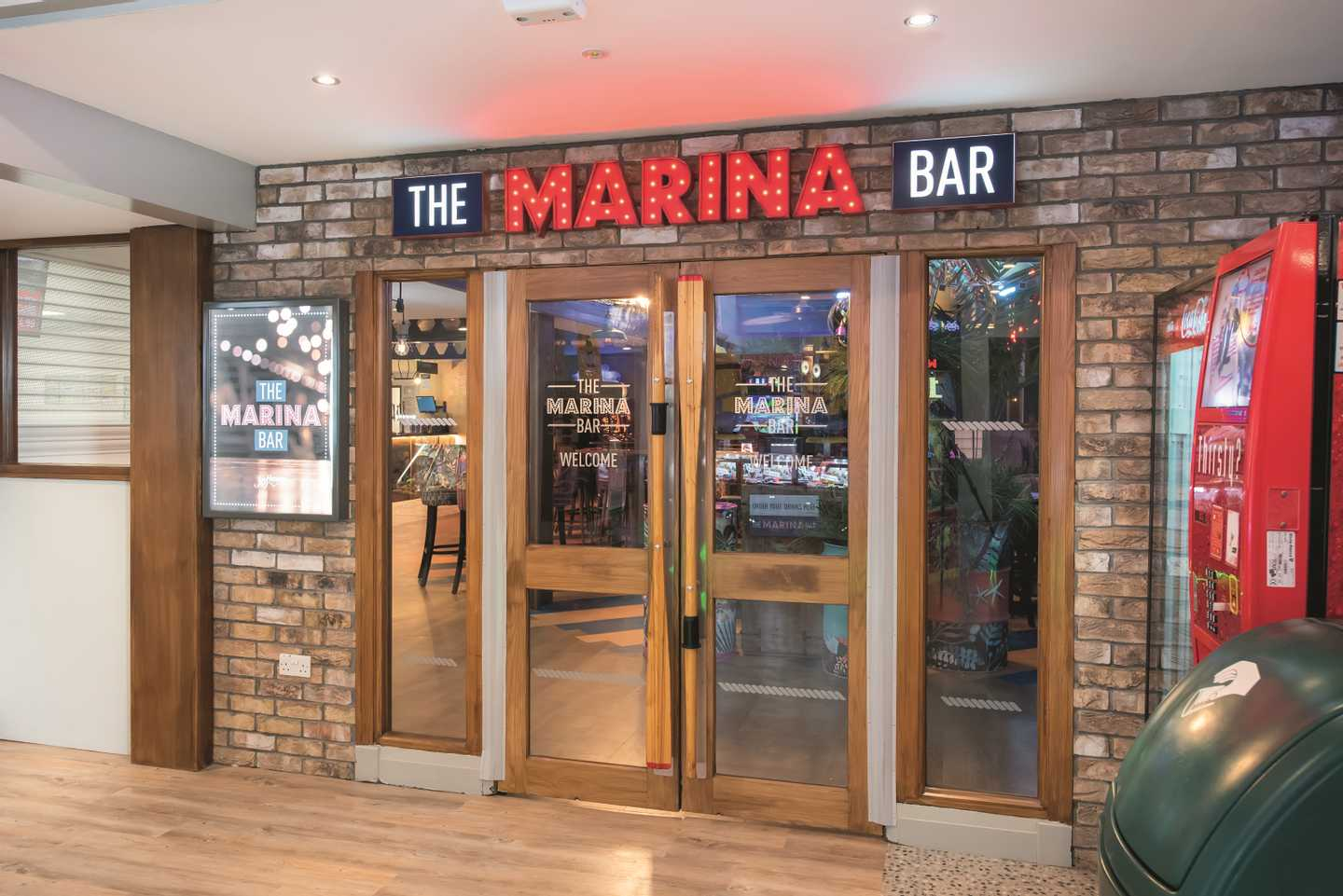 The Marina Bar and Stage