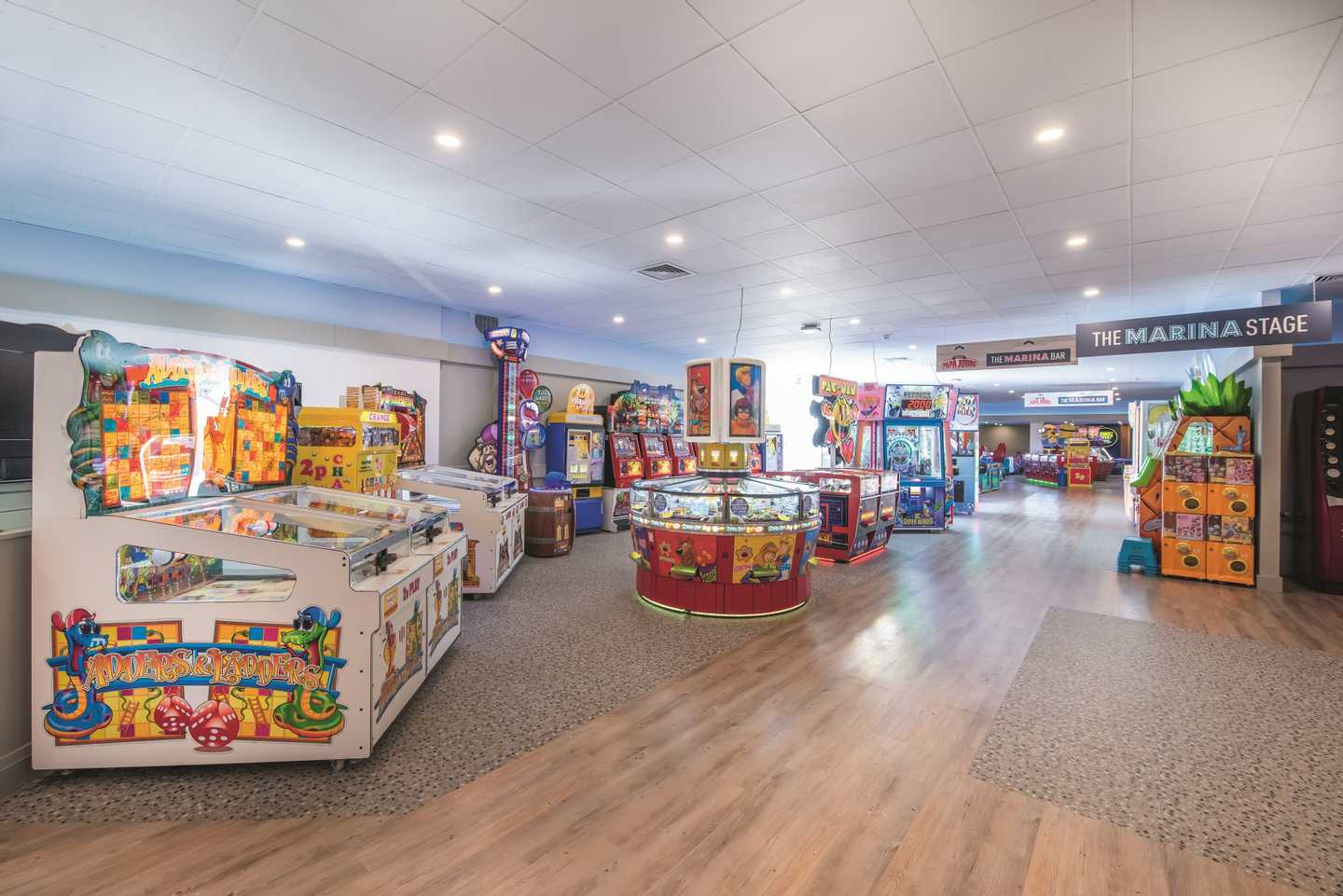 Oodles amusement centre