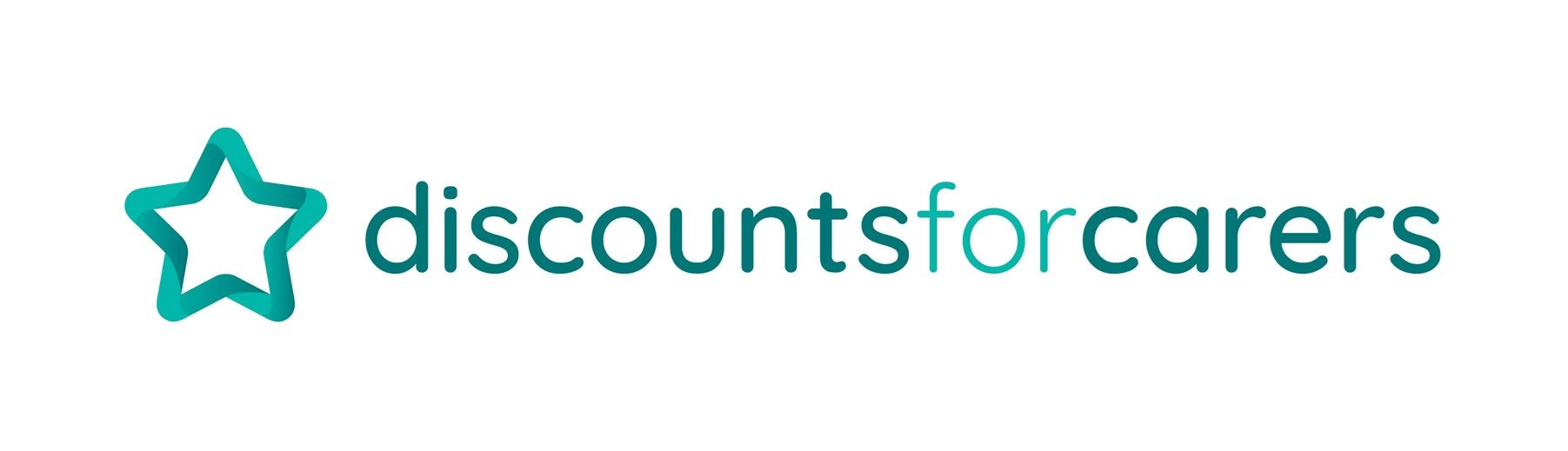 Discounts for Carers logo