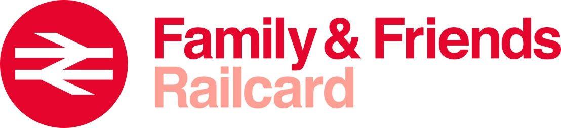 Family & Friends Railcard logo