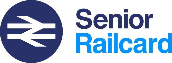 Senior Railcard logo