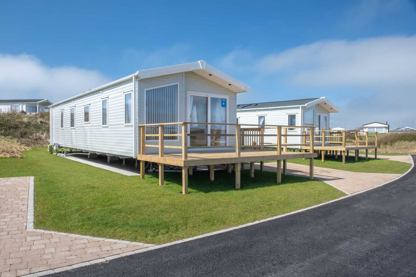 New Platinum at Crantock View