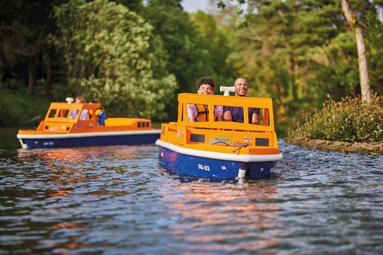 Boat Adventures at Hafan y Mor