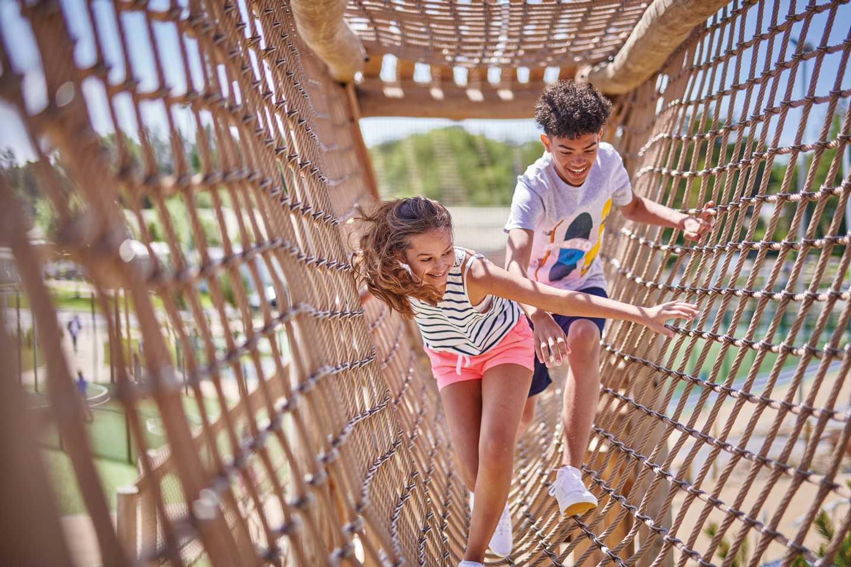 Dragon Lakes outdoor play