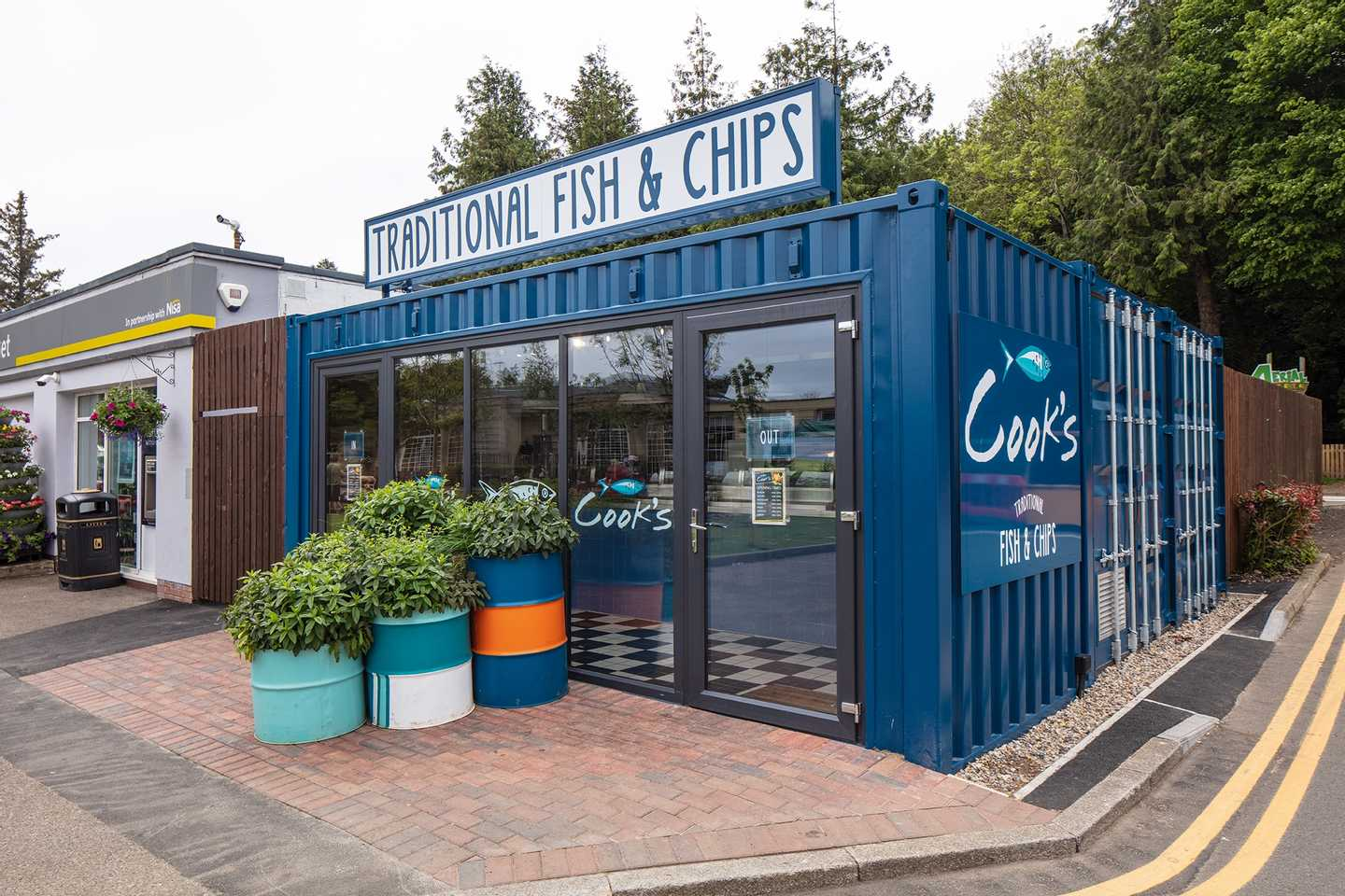 Cook's Fish and Chips