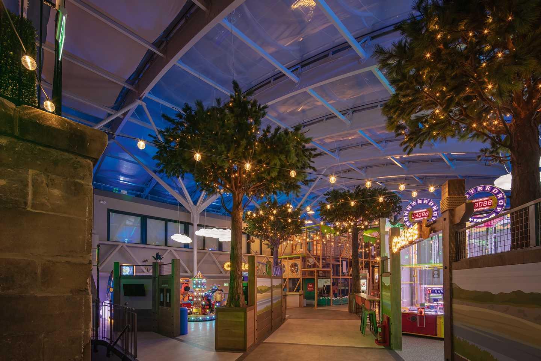 Oodles family amusement centre