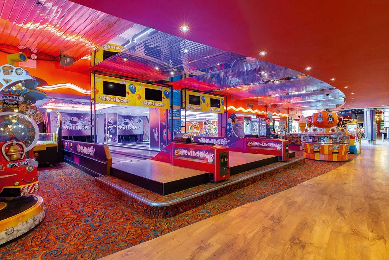 FunWorks amusements arcade