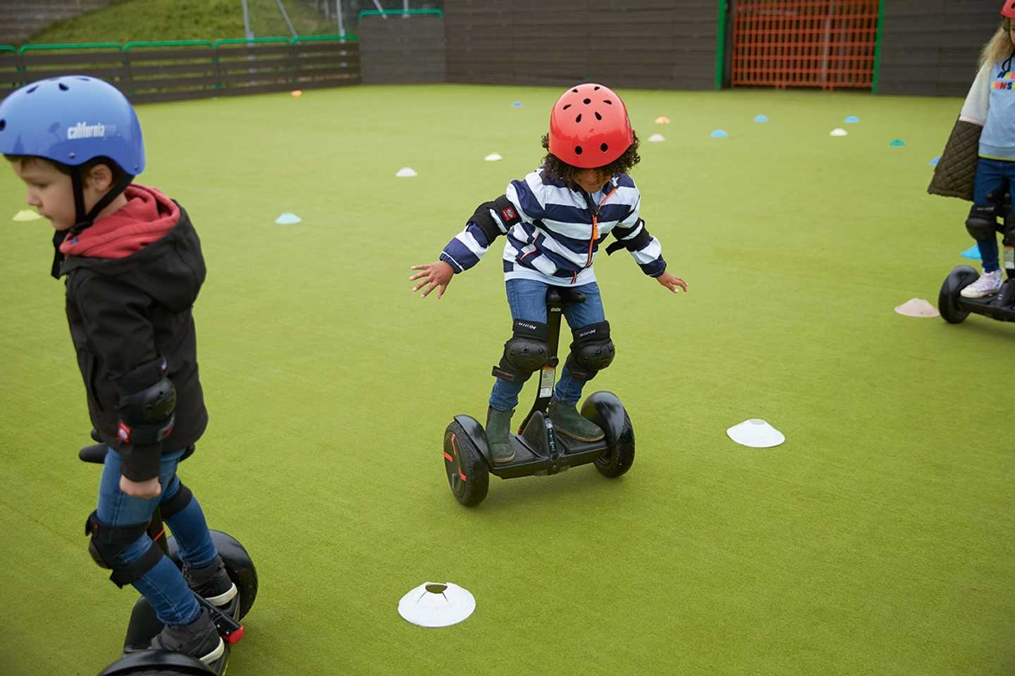 Junior Segways Stage 1