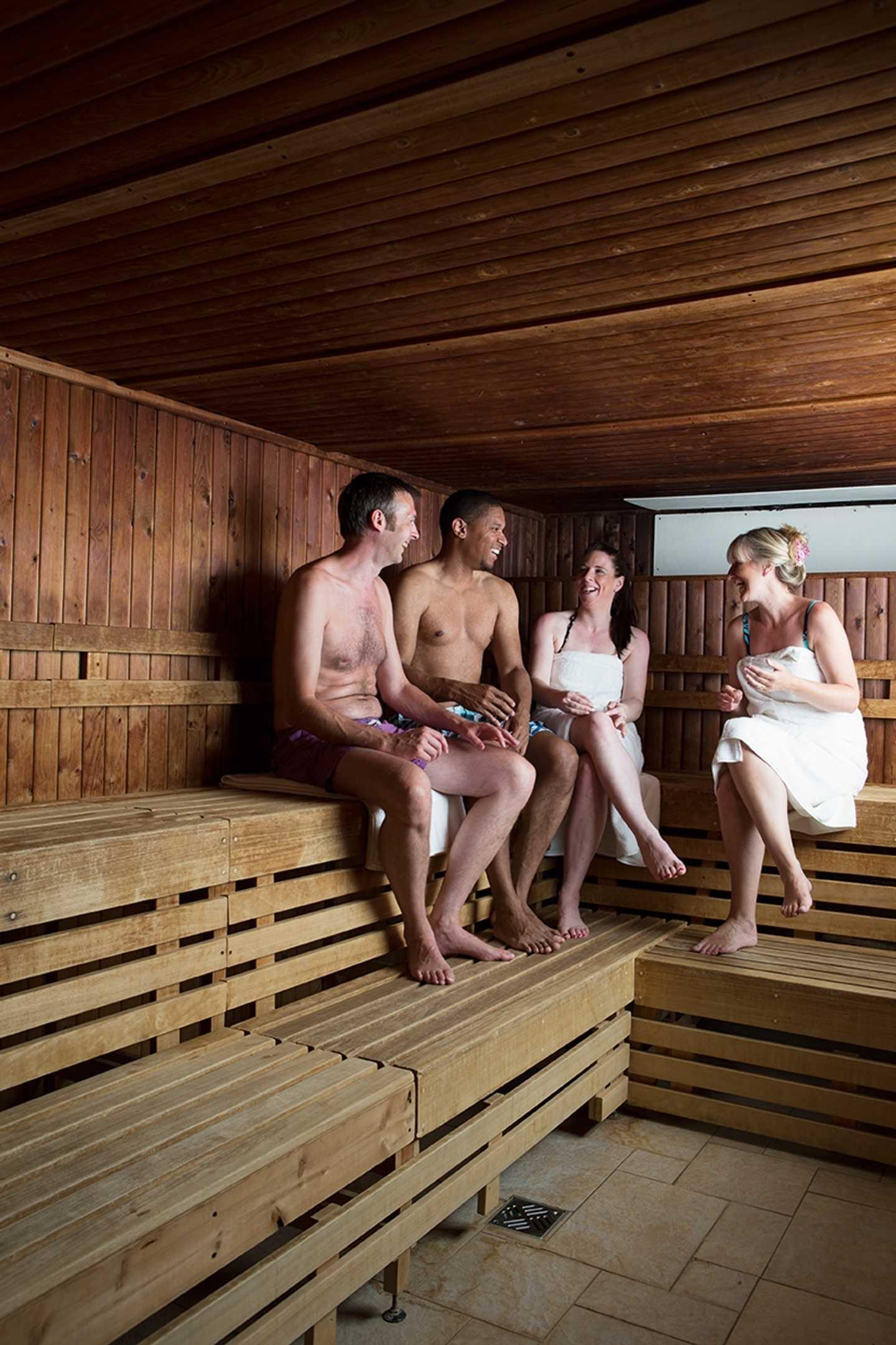 Owners Sauna