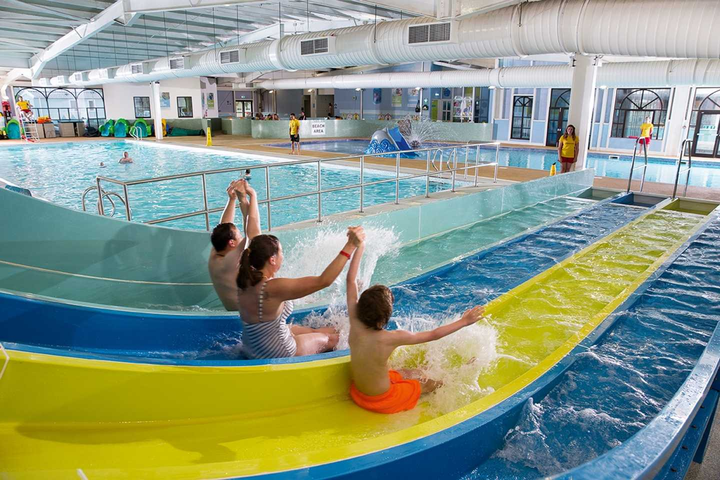 Have a splashing time at Haven