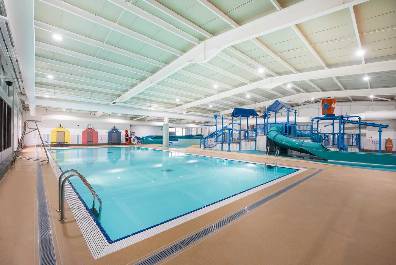 The Shore Water Park indoor pool