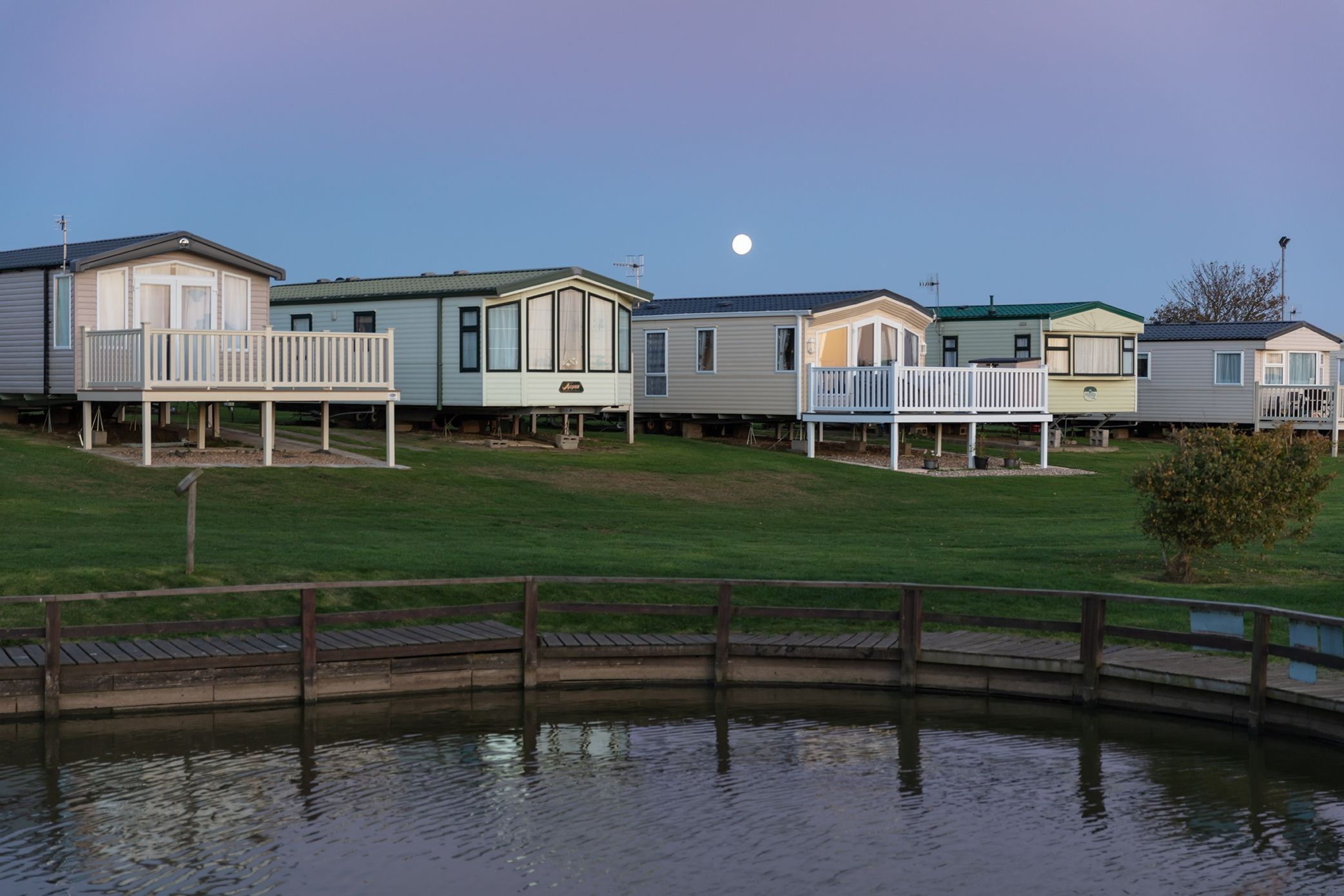 Holiday Accommodation at Blue Dolphin, Yorkshire   Haven
