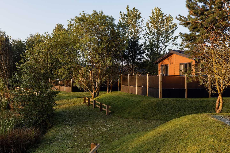 Park view of Far Grange