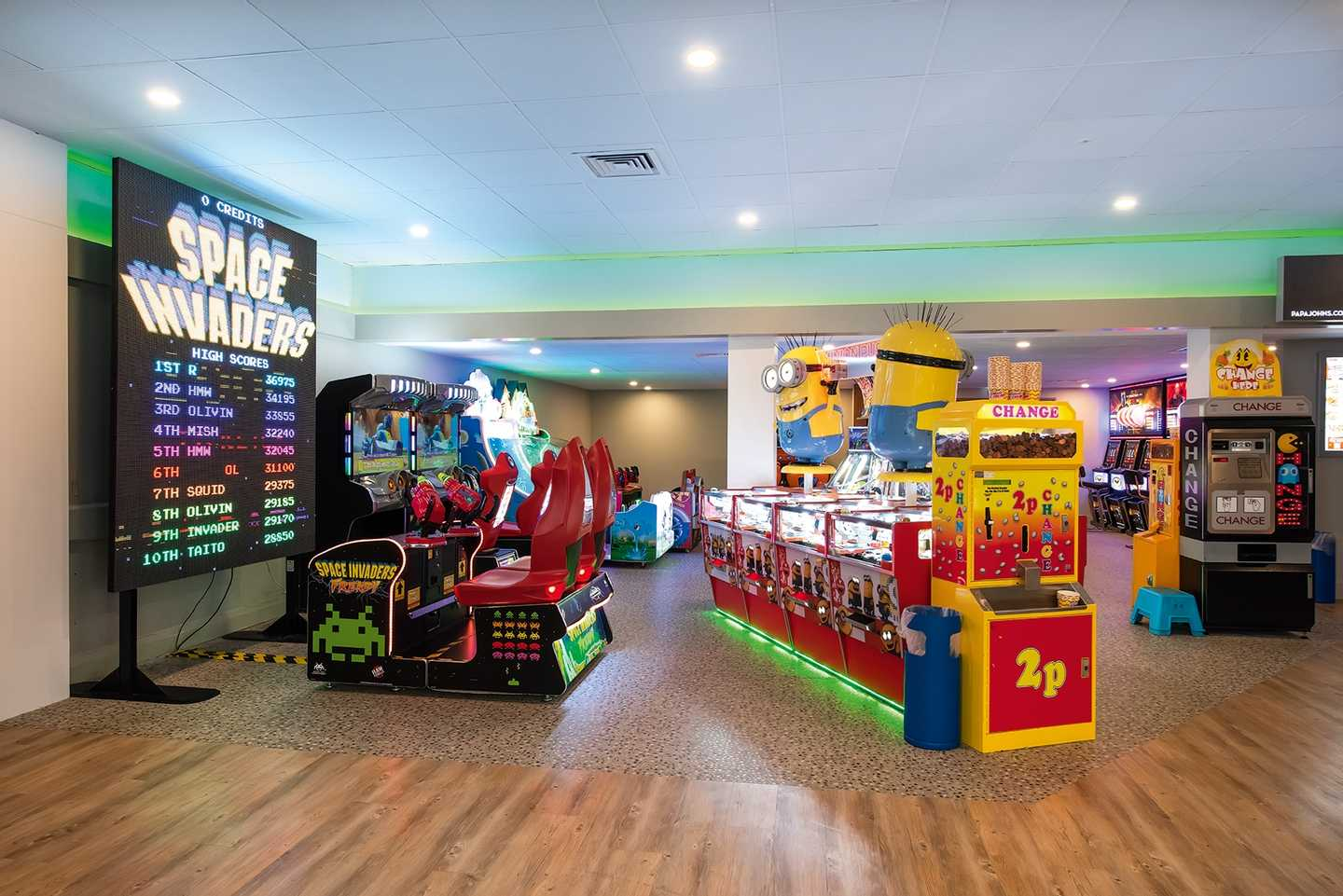 Oodles family amusements centre