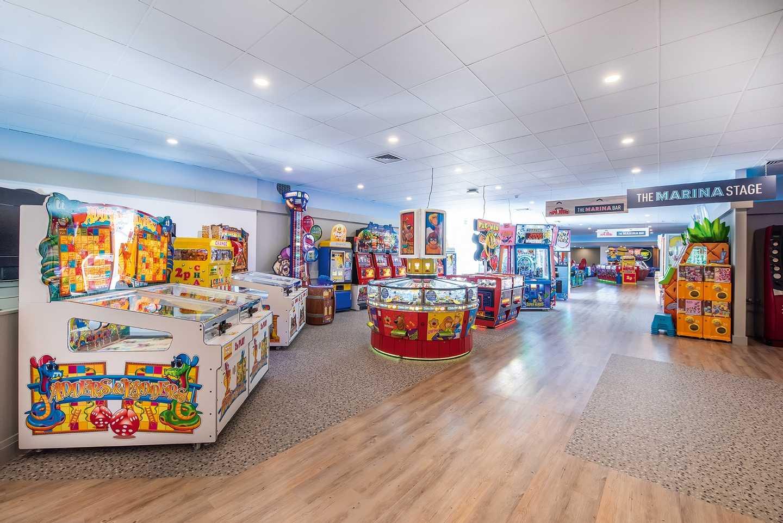 Oodles amusement centre
